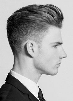 2010 Mens Hairstyle Slicked Back Undercut