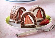 Jahodový tunel Tiramisu, French Toast, Breakfast, Ethnic Recipes, Morning Coffee, Tiramisu Cake