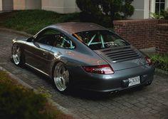 Porsche Carrera custom Porsche 997 Turbo, Porsche Carrera, Porsche 911 S, Porsche Wheels, Porsche Autos, Porsche Classic, Vintage Porsche, Bugatti Cars, Car Brands