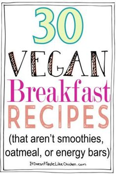 50- 5 Ingredients or Less Vegan Recipes • it doesn't taste like chicken