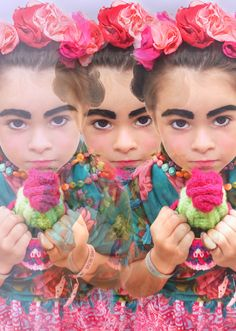 collage Morena Frida