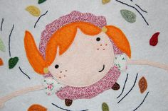 Such a sweet stitched illustration by cupcakes for clara http://www.flickr.com/photos/cupcakesforclara/3980758781/in/photostream/