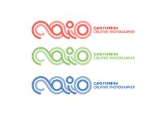 Caio Ferreira Photographer : Logotype and Stationary on Pantone Canvas Gallery