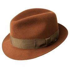 c99b1809262 Bailey Burl Superior Fur Felt Fedora Hat  325