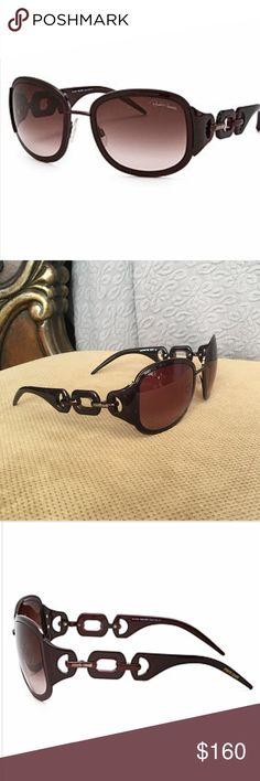 Roberto Cavalli Sunglasses Complete your look with sunglasses by Roberto Cavalli. They are brand new. Authentic. Roberto Cavalli Accessories Sunglasses