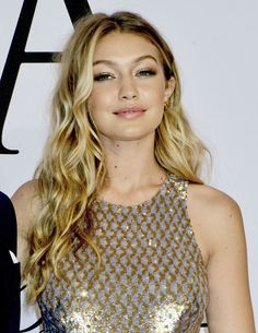 Get the Look Gigi Hadid's Beachy Waves by Moroccanoil