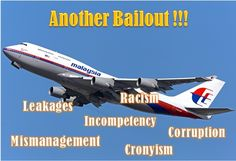 Here're Insider Reasons Why Malaysia Airlines Bailout Will Not Work