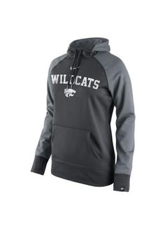 Nike Womens College Platinum All-Time PO Hoodieq Texas Longhorns Anthracite - Hoodies & Sweatshirts