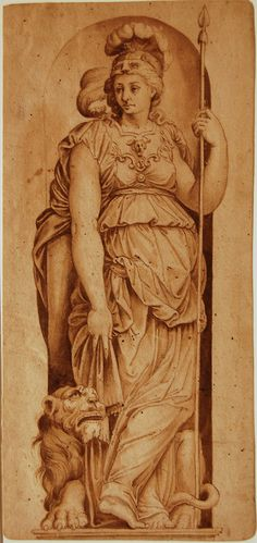 Old Master Drawings: 16th-Century Italian Drawings, Pietro Buonnocorsi
