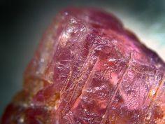* Pezzottaite Very similar to Beryl but Pezzottaite is a unique mineral species.