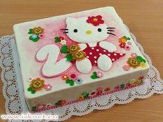 Torta Kitty _ Hello Kitty _ Jedinečné a unikátne torty od Ivanky a Slavomíra * Unique cakes * Jedinečné a unikátní dorty