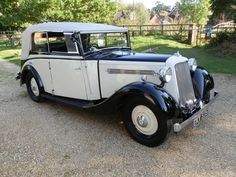 1938 Armstrong Siddeley 17hp Redfern Tourer