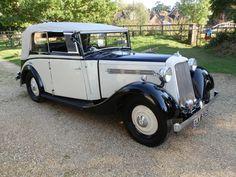 1938 Armstrong Siddeley 17hp Redfern Tourer
