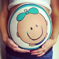 Best Belly painting ideas on Fotos Baby Shower, Baby Boy Shower, Maternity Pictures, Pregnancy Photos, Bump Painting, Pregnant Belly Painting, Belly Art, Belly Casting, Belly Bump