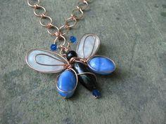 Winter Blues Butterfly