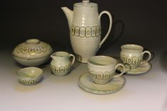 Nan McKinell coffee set