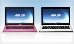 """Groupon - $ 299.99 for ASUS 14"""" Laptop in Pink or White (Manufacturer Refurbished) ($ 369.99 List Price). Free Shipping and Returns. in Online Deal. Groupon deal price: $299.99"""