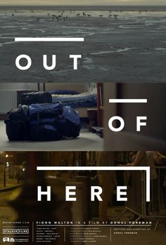 Out of Here Poster | Michael Appuhn