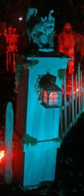 PUMPKINROT.COM: What's Brewing: Red Oak Cemetery