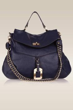 Olivia braided chain bag
