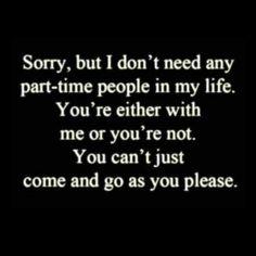 No part-time