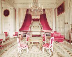 Photographed at Versailles, Paris.