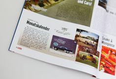 Der TWELVE LEGENDARY US-CARS Monatskalender 2015 von CARLOS KELLA / SWAY Books im aktuellen Street Magazine. Die Ausgabe Dez./Jan.Nr. 6/2014 ist ab sofort im Handel erhältlich! Den Monatskalender mit 12 erlesenen Fahrzeug-Raritäten aus den 30er bis 70er Jahren, limitiert auf 100 Stück, nummeriert und von Carlos Kella | Photography signiert bekommt Ihr hier: => www.sway-books.de