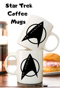 This awesome coffee mug is the perfect fit for Star Trek lovers who appreciate something a little different. Unique Gifts For Mom, Special Gifts For Her, Gifts For Him, Star Trek Insignia, Star Trek Gifts, Best Coffee Mugs, Tea Gifts, Valentine Day Gifts, Gift Ideas