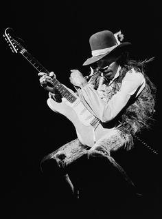 Jimi Hendrix concert at Filmore East, New York