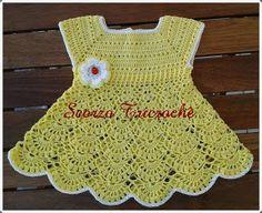 http://scorzocroche.blogspot.com.br/2014/11/vestido-de-croche-para-bebe.html