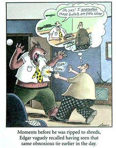 The Far Side - Gary LarsonYou can find Gary larson and more on our website.The Far Side - Gary Larson Far Side Cartoons, Far Side Comics, Funny Cartoons, Funny Memes, Hilarious, It's Funny, Cartoon Jokes, Cartoon Pics, Funny Laugh