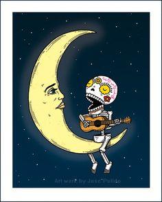 Serenata a la Luna