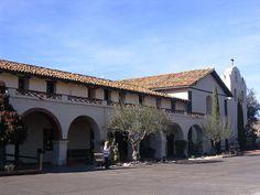 Mission Santa Inez in Solvang
