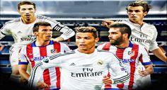 Live : Atletico Madrid Vs Real Madrid