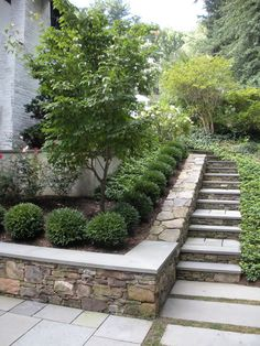 Leydon Landscaping Inc.-Stone Steps and Walls..Holicong, Bucks County, PA