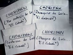 """Éste Domingo sin prisa... también choripanes. Por cortesía de Luís """"El C..."""