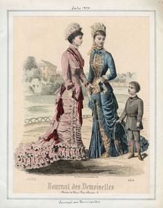 Jul., 1879, Journal des Demoiselles