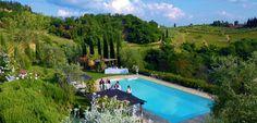 Les Petites Maisons, luxury holiday villas in Tuscany - #luxurytravel #italytravel #luxuryvillas #luxuryvillarentals #Tuscany