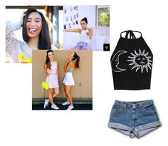 """My life as Eva inspired"" by smileykarz3 ❤ liked on Polyvore featuring Boohoo"
