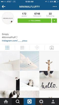 5 #Minimalist Instagram Feeds to Follow For Major Minima Inspo -