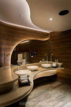 Resultado de imagen de design zen restaurant toiletes