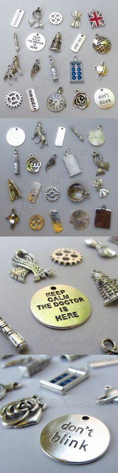 60 Assorted Owl Pendants Silver Bronze Charms Focal Steampunk BULK Lot Mixed