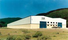 Sede central de mecanizado en Alsasua (España)