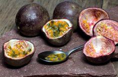 How To Grow Passionfruit - Australian Handyman Magazine Chimichurri, Passion Fruit Benefits, Passionfruit Vine, Mousse, Smoothies, Handyman Magazine, Fruit Seeds, Planting Seeds, Fresh Rolls