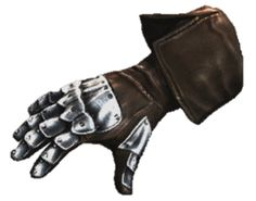 Metal Cestus from Assassin's Creed II. A cestus was an ancient Greek boxing glove, generally made with leather strips. The Romans began to attach metal blades and spikes, for use in gladiatorial matches. The cestus used by Ezio is made of typical gauntlet plating with modified knuckle plates attached to a long-cuff glove.