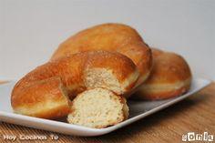 Hoy Cocinas Tú: Donuts