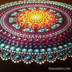 dotart-painting-sacred-fire-tessa-smits