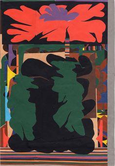 Anuncio de exposición Schwarz artista Enmarcado Pared Arte Cartel de Amsterdam