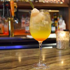 Summer may have ended, but sangria lives on.  YUZU LYCHEE SANGRIA – Riesling, yuzu citrus, passion fruit, Soho lychee liqueur