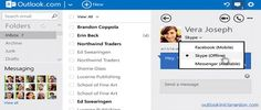 Aprende a borrar el historial de tus conversaciones del Messenger en Outlook.com